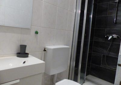 Appartement Le Funiculaire, la salle de bain