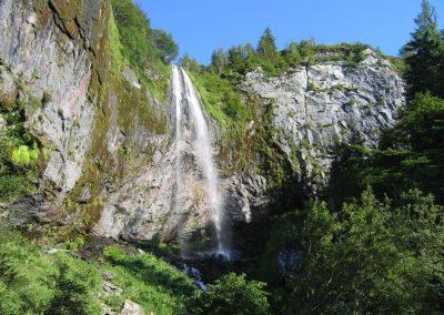 Le Mont-Dore : la Grande Cascade