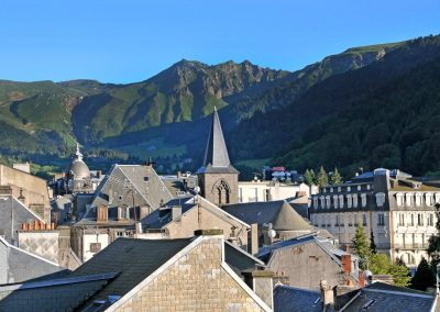 Le Mont-Dore le village