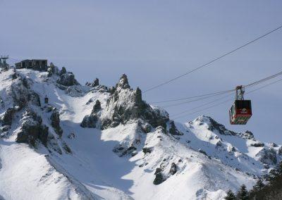 Le Mont-Dore le télépherique