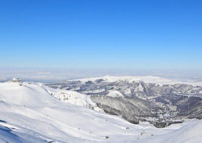 Vue sur le Mont-Dore