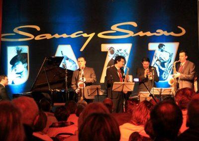 Le Mont-Dore Sancy Snow Jazz